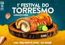 divulgação festival torresmo, festival churros e chopp artesanal