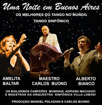Tango Sinfônico Os Melhores do Tango no Mundo