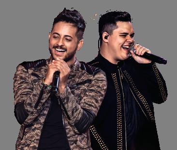 Leandro & Romário conquistam os palcos
