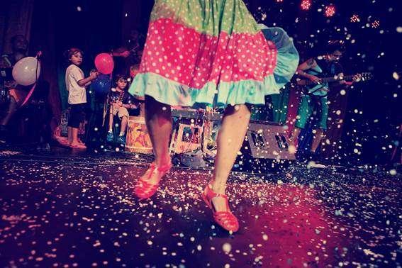 Carnaval no Parque com Sesc São Caetano