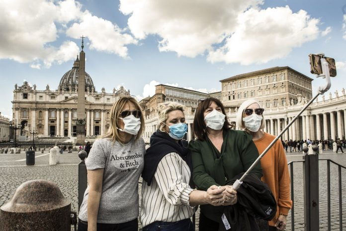Epidemia de coronavírus na Itália isola o papa Francisco, altera a rotina do Vaticano e prejudica as finanças da Igreja-foto divulgação-namidia-