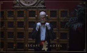 Sexta-Feira 13, o terror invade o Escape Hotel