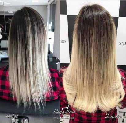 Mitos e Verdades sobre o Mega hair