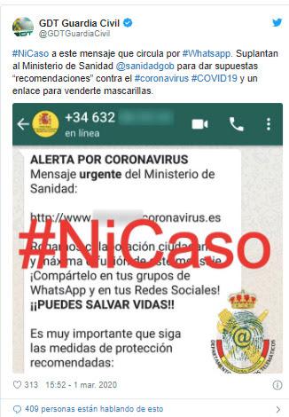 Criminosos usam coronavírus para ciberataques