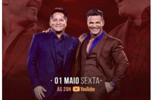 Live de Leonardo e Eduardo Costa no feriado