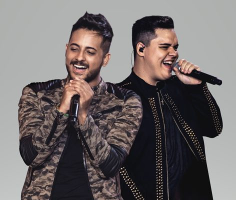 Leandro & Romário fazem live Churrascão Em Casa