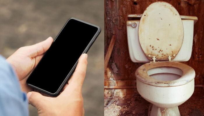 Cuidado: O seu celular é uma fonte de germes!