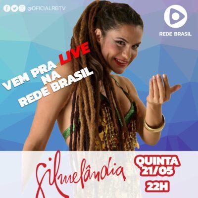 Rede Brasil de Televisão transmite a live de Gilmelândia