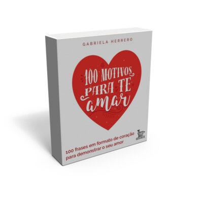 Livro-caixinha traz cartas em formato de coração