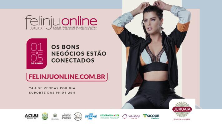 Feira de Moda Íntima e de Negócios será online em junho