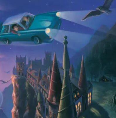 Chegou ao Spotify a magia de Hogwarts e de Harry Potter