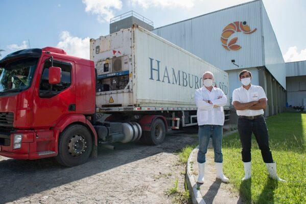 Exportação de camarão após 15 anos revigora nossa Economia