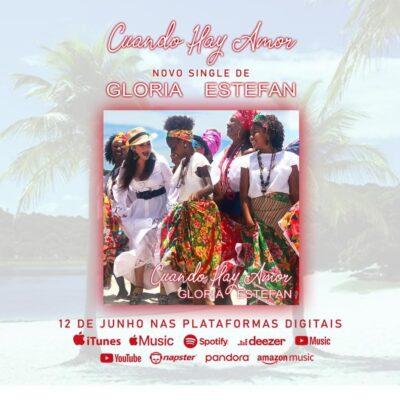 Gloria Estefan lança single e videoclipe do projeto Brazil 305