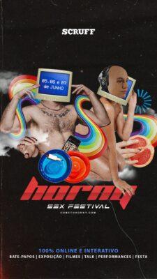 Horny Sex Festival discute Sexo e Isolamento Social