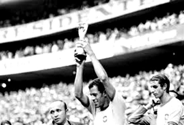 50 anos do Tri Campeonato Mundial de Futebol de 1970