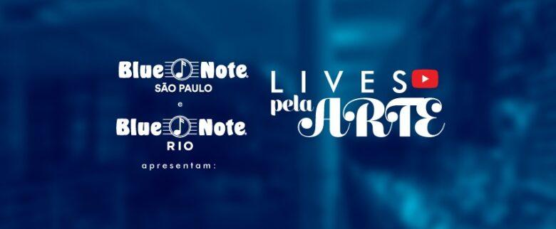 O melhor da música brasileira em lives exclusivas