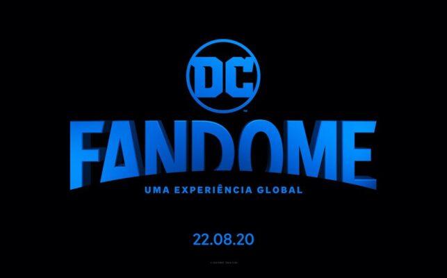 Uma experiência virtual gratuita para fãs do DC FanDome