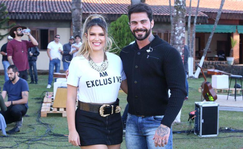 Nathalia Melo e Lucas Moraes - Foto: Adriano Zocchio