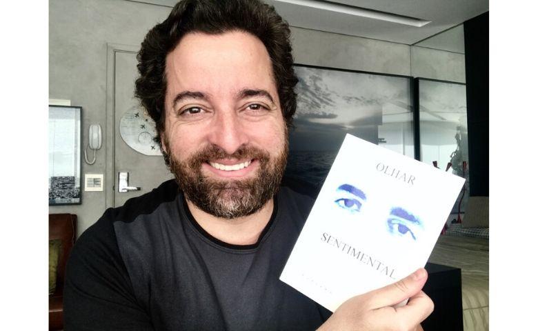 Jornalista Fabiano Antunes relança Olhar Sentimental
