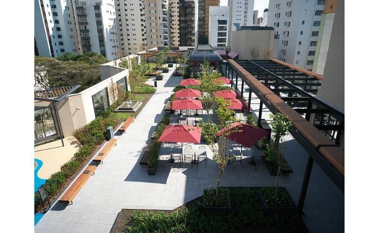 Shopping Higienópolis inaugura Terraço do Pátio