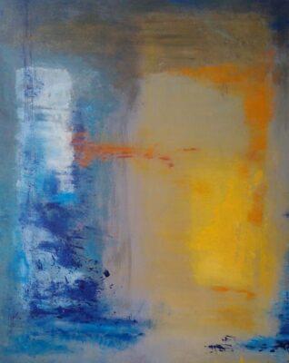 Artista Plástico Ari Acioli é destaque em Mostra de Arte
