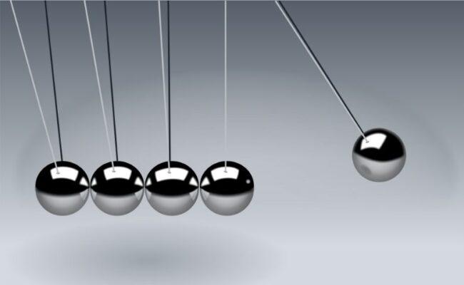 Período onde a Lei de Causa e Efeito está em ação