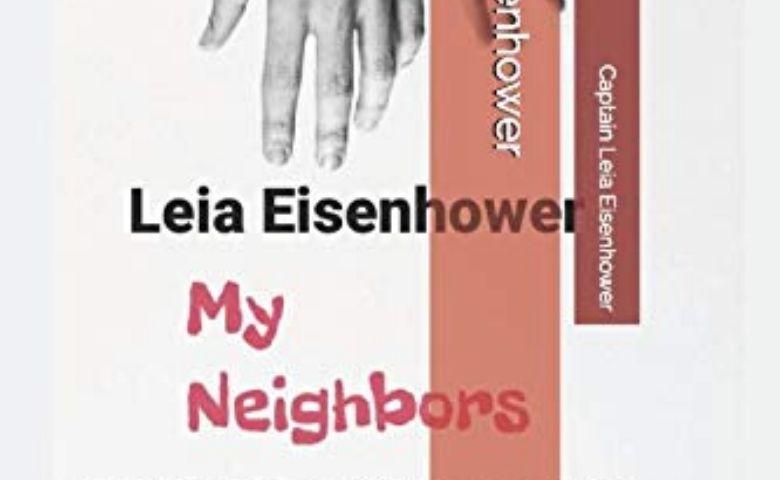 A escritora Leia Eisenhower lança novo livro