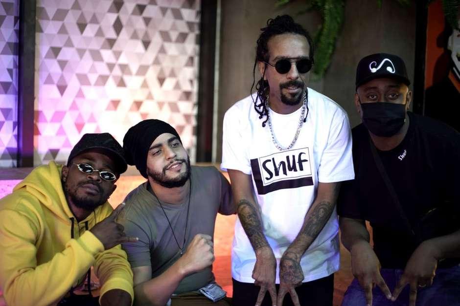 Neg anuncia parceria com Rapper internacional Tunde Sparrow - Foto: Divulgação