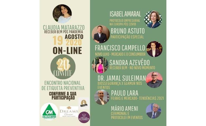 Claudia Matarazzo organiza evento com sorteio para Curaçao