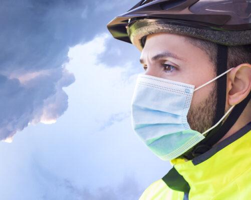 Aumento da prática do ciclismo durante a pandemia