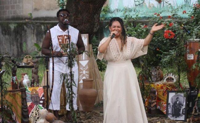 Resgate da influência africana na cultura brasileira