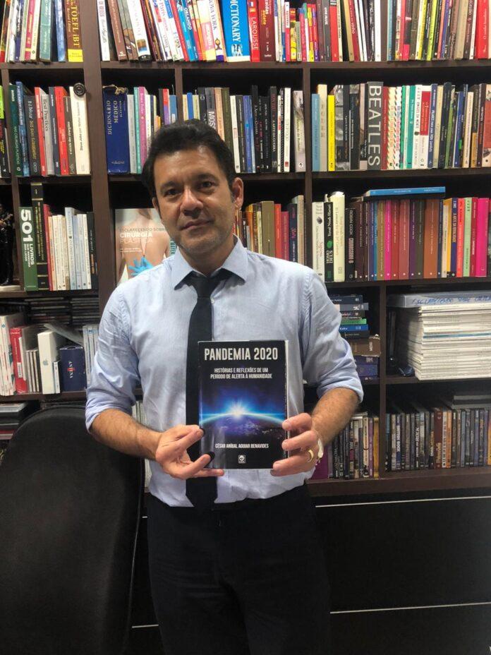 Autor do livro Pandemia 2020 concede entrevista exclusiva