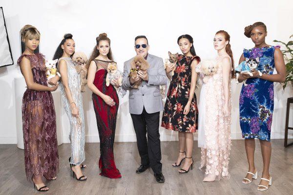 NY Fashion Week 2020 recebe Caninos na alta costura