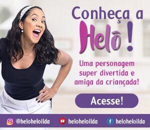 A divertida Diarista Helô Heloilda encanta as crianças