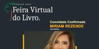 feira virtual do livro, divulgacao