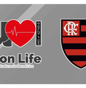 Union Life vai patrocinar o Flamengo até abril de 2022