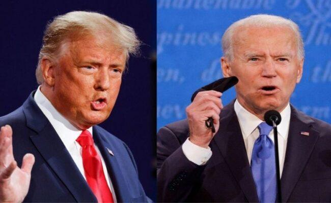 Eleição presidencial acirrada nos Estados Unidos