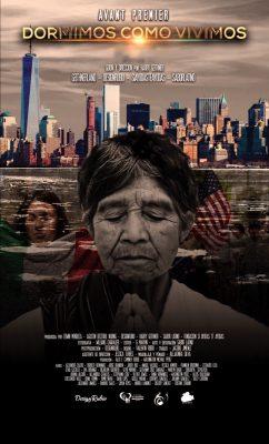 """""""Dormimos como Vivimos"""" cenário dos imigrantes latinos"""