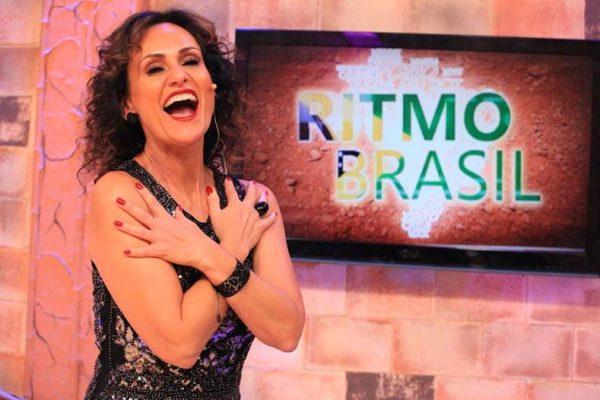 Apresentadora Faa Morena deixa o Ritmo Brasil