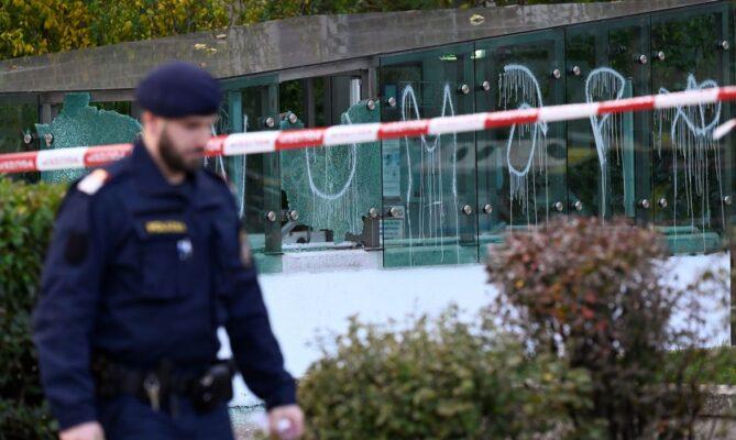 Ataque terrorista em Viena deixa vários feridos