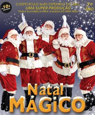 Sétima temporada do musical Natal Magico em São Paulo