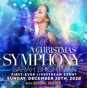 Uma Sinfonia de Natal com Sarah Brightman