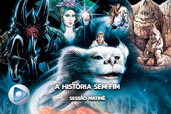 A História Sem Fim na Rede Brasil de Televisão