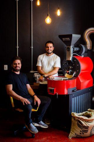 Cafés dos Mestres e sua produção colaborativa