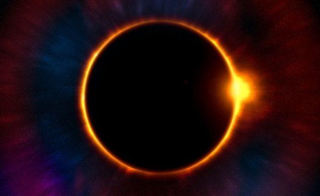 Último dia de novembro com uma eclipse penumbral