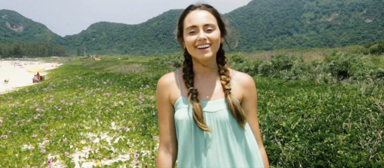 Feliz e Ponto gravação da cantora BELA