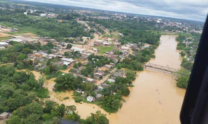 Governo liberará FGTS para famílias nas cheias do Acre