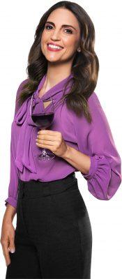 Campanha do Vinho Dom Bosco com Chris Flores