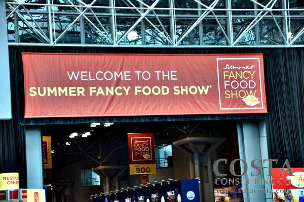 Fancy Food Show 2021 em Nova Iorque