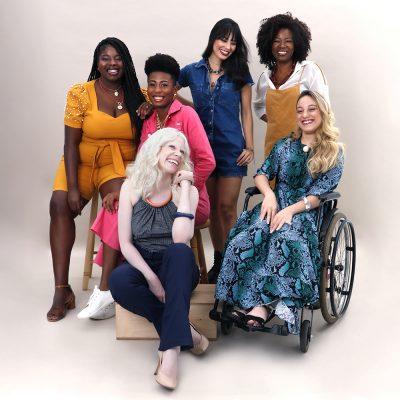 Dia Internacional da Mulhercom moda e diversidade